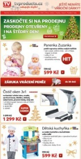 TV PRODUCTS CZ